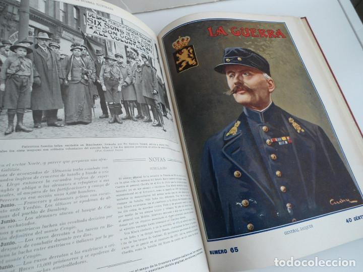 Libros antiguos: LA GUERRA ILUSTRADA - CRONICA DE LA GUERRA EUROPEA - AUGUSTO RIERA - EDIT. SEGUI - 1920 - 5 TOMOS - Foto 30 - 123552175