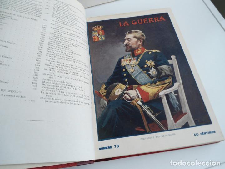 Libros antiguos: LA GUERRA ILUSTRADA - CRONICA DE LA GUERRA EUROPEA - AUGUSTO RIERA - EDIT. SEGUI - 1920 - 5 TOMOS - Foto 31 - 123552175