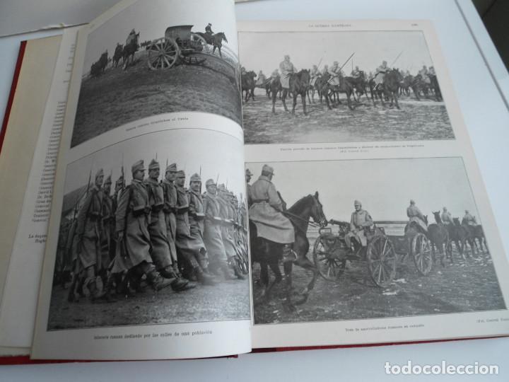Libros antiguos: LA GUERRA ILUSTRADA - CRONICA DE LA GUERRA EUROPEA - AUGUSTO RIERA - EDIT. SEGUI - 1920 - 5 TOMOS - Foto 32 - 123552175