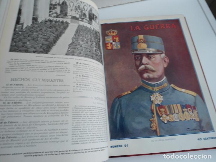 Libros antiguos: LA GUERRA ILUSTRADA - CRONICA DE LA GUERRA EUROPEA - AUGUSTO RIERA - EDIT. SEGUI - 1920 - 5 TOMOS - Foto 33 - 123552175
