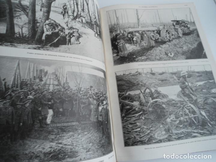 Libros antiguos: LA GUERRA ILUSTRADA - CRONICA DE LA GUERRA EUROPEA - AUGUSTO RIERA - EDIT. SEGUI - 1920 - 5 TOMOS - Foto 36 - 123552175