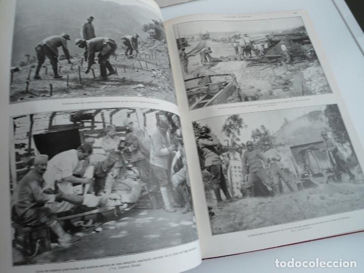 Libros antiguos: LA GUERRA ILUSTRADA - CRONICA DE LA GUERRA EUROPEA - AUGUSTO RIERA - EDIT. SEGUI - 1920 - 5 TOMOS - Foto 37 - 123552175