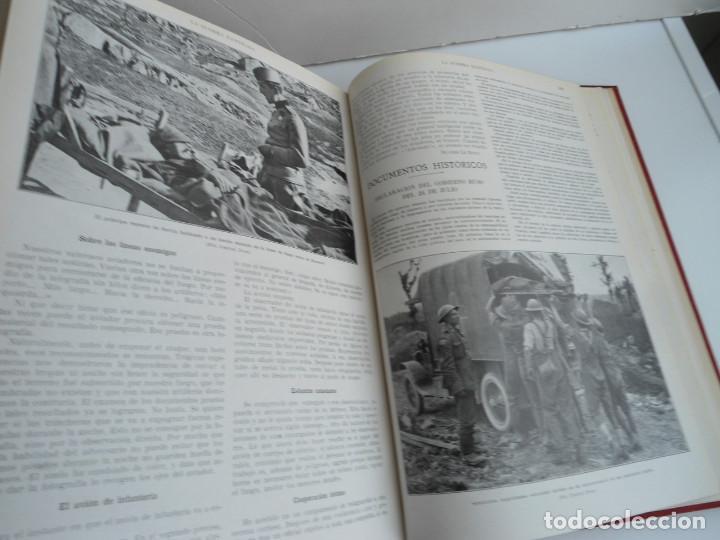Libros antiguos: LA GUERRA ILUSTRADA - CRONICA DE LA GUERRA EUROPEA - AUGUSTO RIERA - EDIT. SEGUI - 1920 - 5 TOMOS - Foto 38 - 123552175