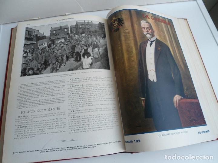 Libros antiguos: LA GUERRA ILUSTRADA - CRONICA DE LA GUERRA EUROPEA - AUGUSTO RIERA - EDIT. SEGUI - 1920 - 5 TOMOS - Foto 39 - 123552175