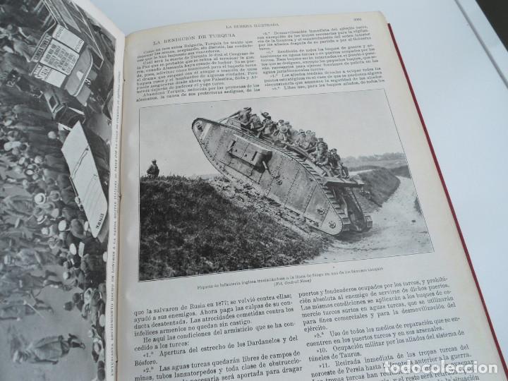 Libros antiguos: LA GUERRA ILUSTRADA - CRONICA DE LA GUERRA EUROPEA - AUGUSTO RIERA - EDIT. SEGUI - 1920 - 5 TOMOS - Foto 41 - 123552175