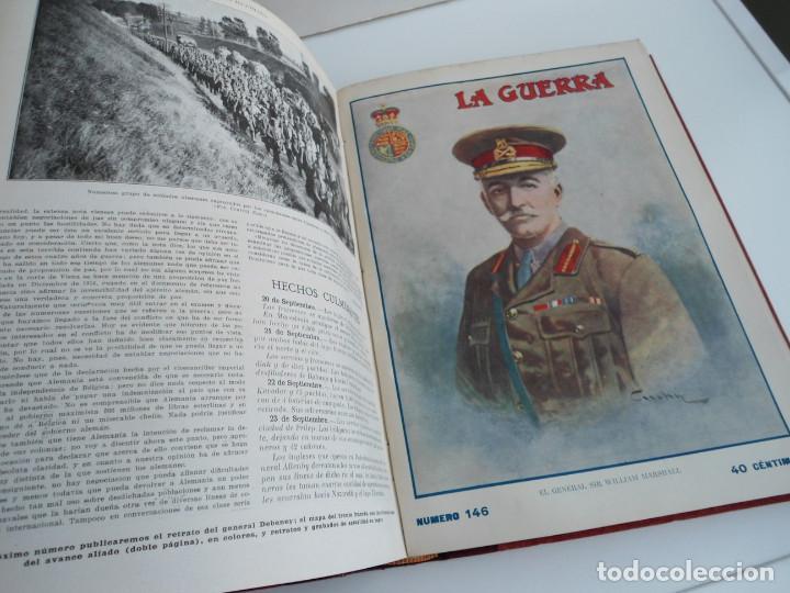 Libros antiguos: LA GUERRA ILUSTRADA - CRONICA DE LA GUERRA EUROPEA - AUGUSTO RIERA - EDIT. SEGUI - 1920 - 5 TOMOS - Foto 42 - 123552175