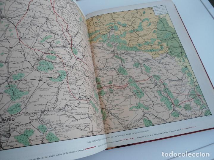 Libros antiguos: LA GUERRA ILUSTRADA - CRONICA DE LA GUERRA EUROPEA - AUGUSTO RIERA - EDIT. SEGUI - 1920 - 5 TOMOS - Foto 44 - 123552175