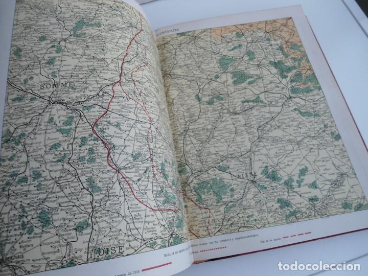 Libros antiguos: LA GUERRA ILUSTRADA - CRONICA DE LA GUERRA EUROPEA - AUGUSTO RIERA - EDIT. SEGUI - 1920 - 5 TOMOS - Foto 45 - 123552175