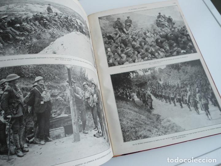 Libros antiguos: LA GUERRA ILUSTRADA - CRONICA DE LA GUERRA EUROPEA - AUGUSTO RIERA - EDIT. SEGUI - 1920 - 5 TOMOS - Foto 46 - 123552175