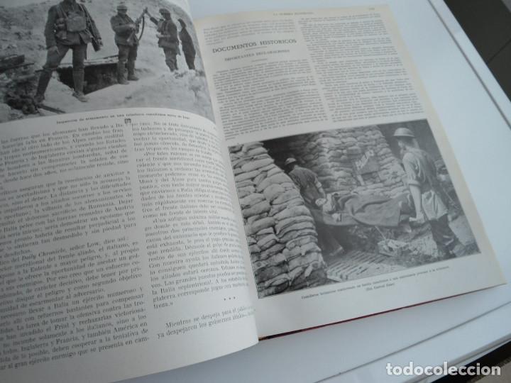 Libros antiguos: LA GUERRA ILUSTRADA - CRONICA DE LA GUERRA EUROPEA - AUGUSTO RIERA - EDIT. SEGUI - 1920 - 5 TOMOS - Foto 52 - 123552175