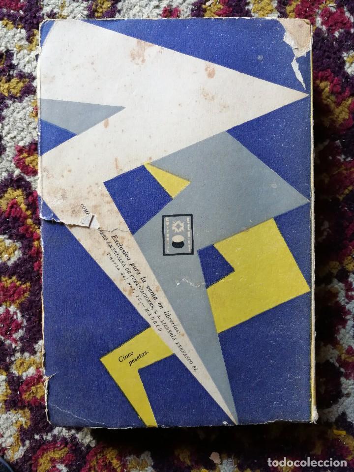 Libros antiguos: LOS QUE TENIAMOS 12 AÑOS- LA NOVELA DE GUERRA, ERNESTO GLAESER, EDITORIAL CENIT,1929. - Foto 3 - 126309967