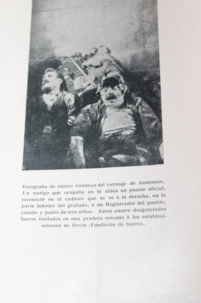 Libros antiguos: BÉLGICA Y ALEMANIA. HENRI DAVIGNON. 128 PÁGINAS. INFORMACIÓN Y 17 FOTOS. - Foto 11 - 136183598