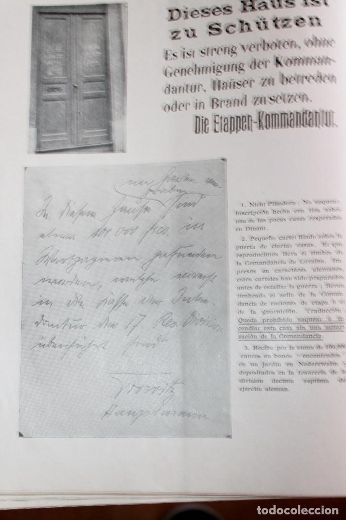 Libros antiguos: BÉLGICA Y ALEMANIA. HENRI DAVIGNON. 128 PÁGINAS. INFORMACIÓN Y 17 FOTOS. - Foto 13 - 136183598