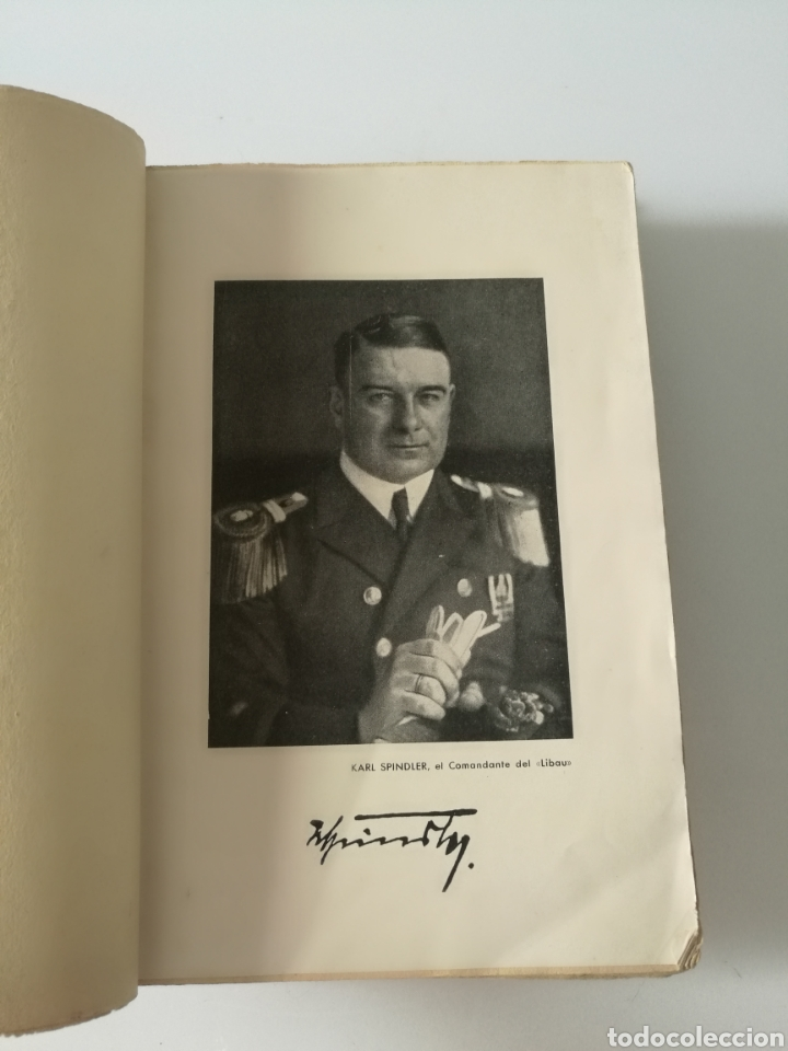 Libros antiguos: EL BUQUE FANTASMA 1930 1° EDICIÓN TAPAS PIEL KARL SPINDLER - Foto 7 - 139879621