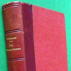 Libros antiguos: LAS PRIMERAS LLAMAS - ENRIQUE DOMÍNGUEZ RODIÑO - RENACIMIENTO - 1917 - NUEVO. Lote 140194430
