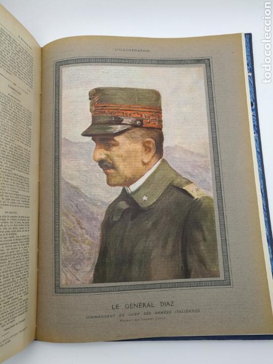 Libros antiguos: L'illustration primera guerra mundial 1918 - Foto 6 - 147526110