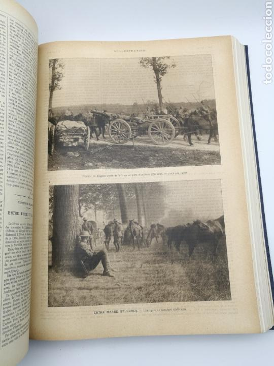 Libros antiguos: L'illustration primera guerra mundial 1918 - Foto 8 - 147526110