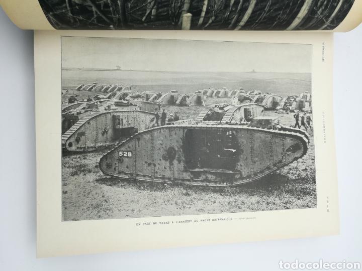 Libros antiguos: L'illustration primera guerra mundial 1918 - Foto 4 - 147526110