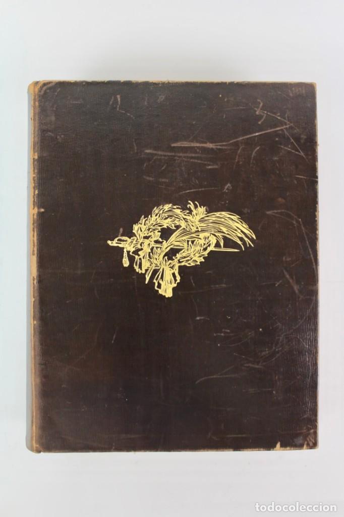 *L-5250 MEMORIAL DES ALLIES, EJEMPLAR M.JOSE MOUSCH AGENT CONSULAIRE DE FRANCE, FACSIMIL 1315. (Libros antiguos (hasta 1936), raros y curiosos - Historia - Primera Guerra Mundial)