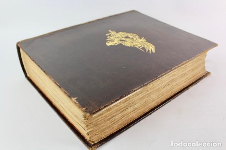 Libros antiguos: *L-5250 MEMORIAL DES ALLIES, EJEMPLAR M.JOSE MOUSCH AGENT CONSULAIRE DE FRANCE, FACSIMIL 1315. - Foto 3 - 150087598