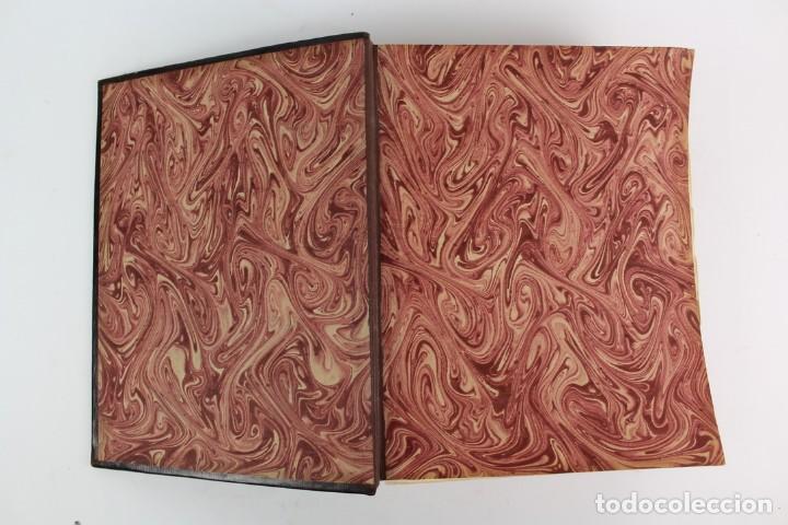 Libros antiguos: *L-5250 MEMORIAL DES ALLIES, EJEMPLAR M.JOSE MOUSCH AGENT CONSULAIRE DE FRANCE, FACSIMIL 1315. - Foto 7 - 150087598