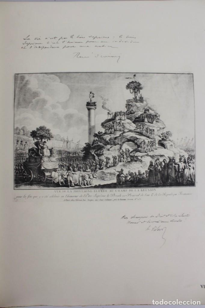 Libros antiguos: *L-5250 MEMORIAL DES ALLIES, EJEMPLAR M.JOSE MOUSCH AGENT CONSULAIRE DE FRANCE, FACSIMIL 1315. - Foto 16 - 150087598