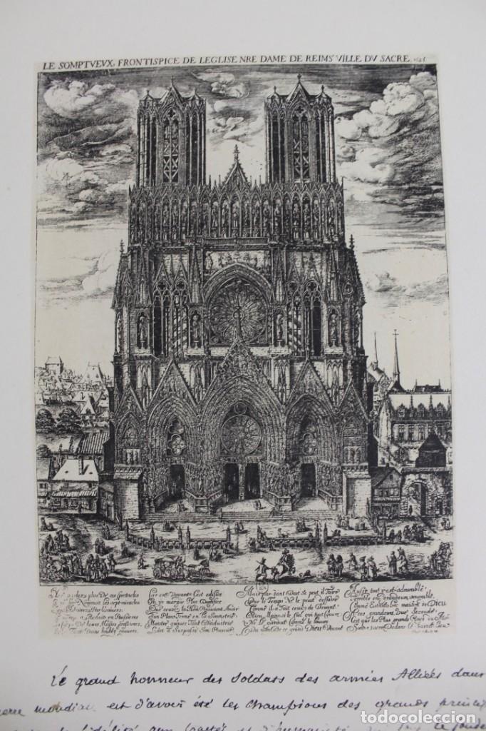 Libros antiguos: *L-5250 MEMORIAL DES ALLIES, EJEMPLAR M.JOSE MOUSCH AGENT CONSULAIRE DE FRANCE, FACSIMIL 1315. - Foto 21 - 150087598