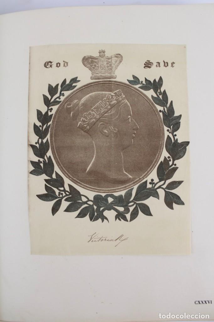 Libros antiguos: *L-5250 MEMORIAL DES ALLIES, EJEMPLAR M.JOSE MOUSCH AGENT CONSULAIRE DE FRANCE, FACSIMIL 1315. - Foto 25 - 150087598