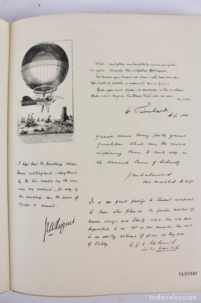 Libros antiguos: *L-5250 MEMORIAL DES ALLIES, EJEMPLAR M.JOSE MOUSCH AGENT CONSULAIRE DE FRANCE, FACSIMIL 1315. - Foto 28 - 150087598
