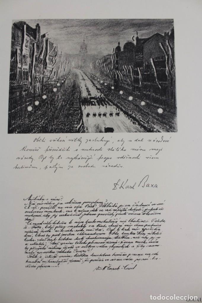 Libros antiguos: *L-5250 MEMORIAL DES ALLIES, EJEMPLAR M.JOSE MOUSCH AGENT CONSULAIRE DE FRANCE, FACSIMIL 1315. - Foto 34 - 150087598
