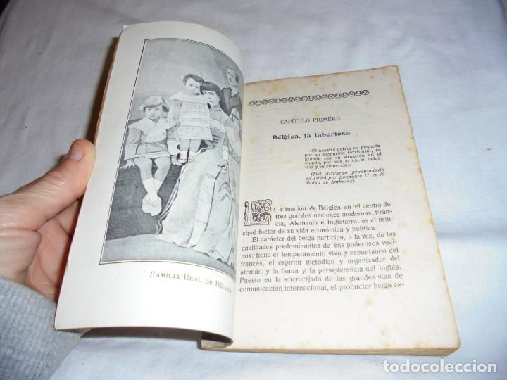 Libros antiguos: LAS TROPAS ALEMANAS EN BELGICA IMPRESIONES DE UN COMBATIENTE.JORGE BODY DE THIERRY.1917 - Foto 8 - 161014452