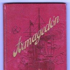 Libros antiguos: ARMAGEDÓN Y EL REINADO DE LA PAZ. SCDAD INTERNACIONAL DE TRATADOS. BARCELONA 1920?. Lote 160192334