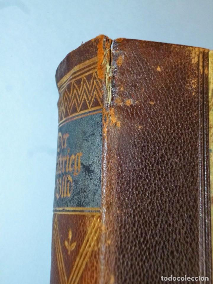 Libros antiguos: DER WELTKRIEG IM BILD - Foto 18 - 162526230