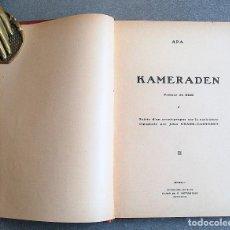 Libros antiguos: KAMERADEN. PRÉFACE DE SEM. SUIVIE AVANT-PROPOS SUR LA CARICATURE ESPAGNOLE PAR JOHN GRAND-CARTERET. Lote 168446528