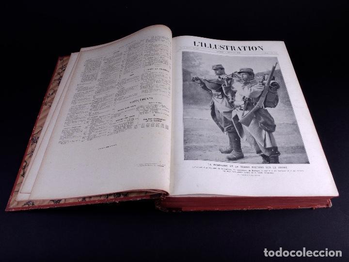 L'ILLUSTRATION. TOMO 146. PARIS 1915 (Libros antiguos (hasta 1936), raros y curiosos - Historia - Primera Guerra Mundial)