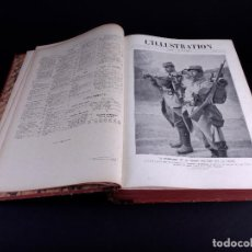 Libros antiguos: L'ILLUSTRATION. TOMO 146. PARIS 1915. Lote 169205708