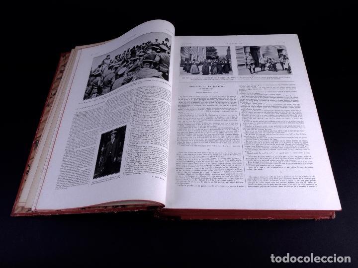 Libros antiguos: LILLUSTRATION. TOMO 146. PARIS 1915 - Foto 5 - 169205708