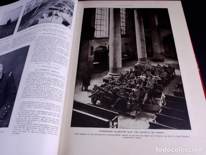 Libros antiguos: LILLUSTRATION. TOMO 146. PARIS 1915 - Foto 10 - 169205708
