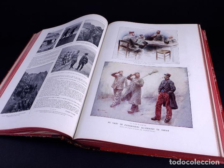 Libros antiguos: LILLUSTRATION. TOMO 146. PARIS 1915 - Foto 11 - 169205708