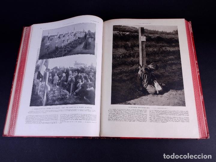 Libros antiguos: LILLUSTRATION. TOMO 146. PARIS 1915 - Foto 13 - 169205708