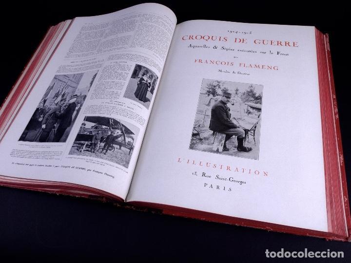 Libros antiguos: LILLUSTRATION. TOMO 146. PARIS 1915 - Foto 14 - 169205708