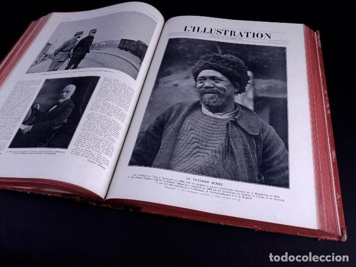 Libros antiguos: LILLUSTRATION. TOMO 146. PARIS 1915 - Foto 15 - 169205708