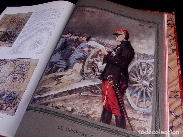 Libros antiguos: LILLUSTRATION. TOMO 146. PARIS 1915 - Foto 20 - 169205708