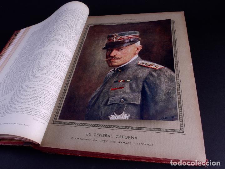 L'ILLUSTRATION. TOMO 148. PARIS 1916 (Libros antiguos (hasta 1936), raros y curiosos - Historia - Primera Guerra Mundial)