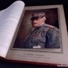 Libros antiguos: L'ILLUSTRATION. TOMO 148. PARIS 1916. Lote 169206680