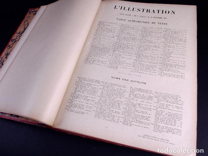 Libros antiguos: LILLUSTRATION. TOMO 148. PARIS 1916 - Foto 5 - 169206680