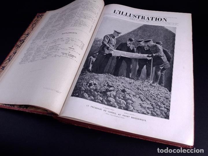 Libros antiguos: LILLUSTRATION. TOMO 148. PARIS 1916 - Foto 6 - 169206680