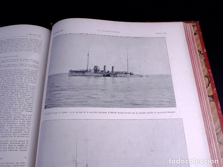 Libros antiguos: LILLUSTRATION. TOMO 148. PARIS 1916 - Foto 19 - 169206680