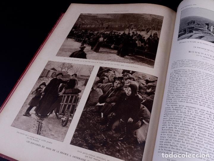 Libros antiguos: LILLUSTRATION. TOMO 148. PARIS 1916 - Foto 23 - 169206680