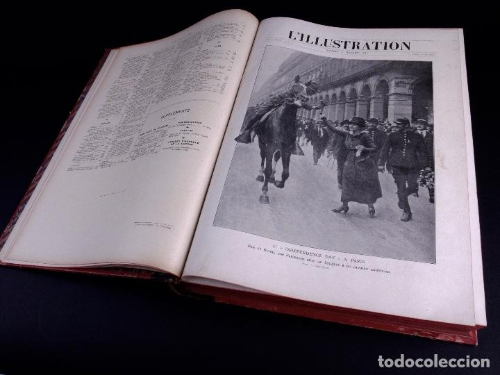 Libros antiguos: LILLUSTRATION. TOMO 150. PARIS 1917 - Foto 6 - 169207440
